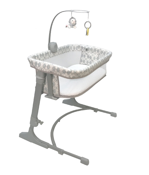 Arm S Reach Versatile Cosleeper Bassinet Bliss